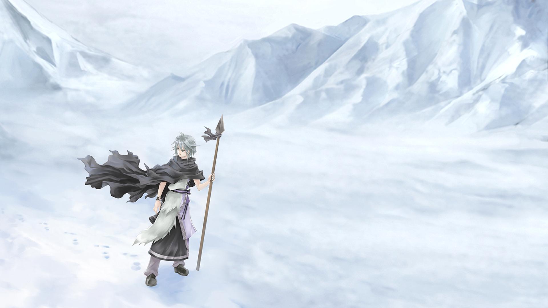 Wallpaper Yuras, Area-X video game