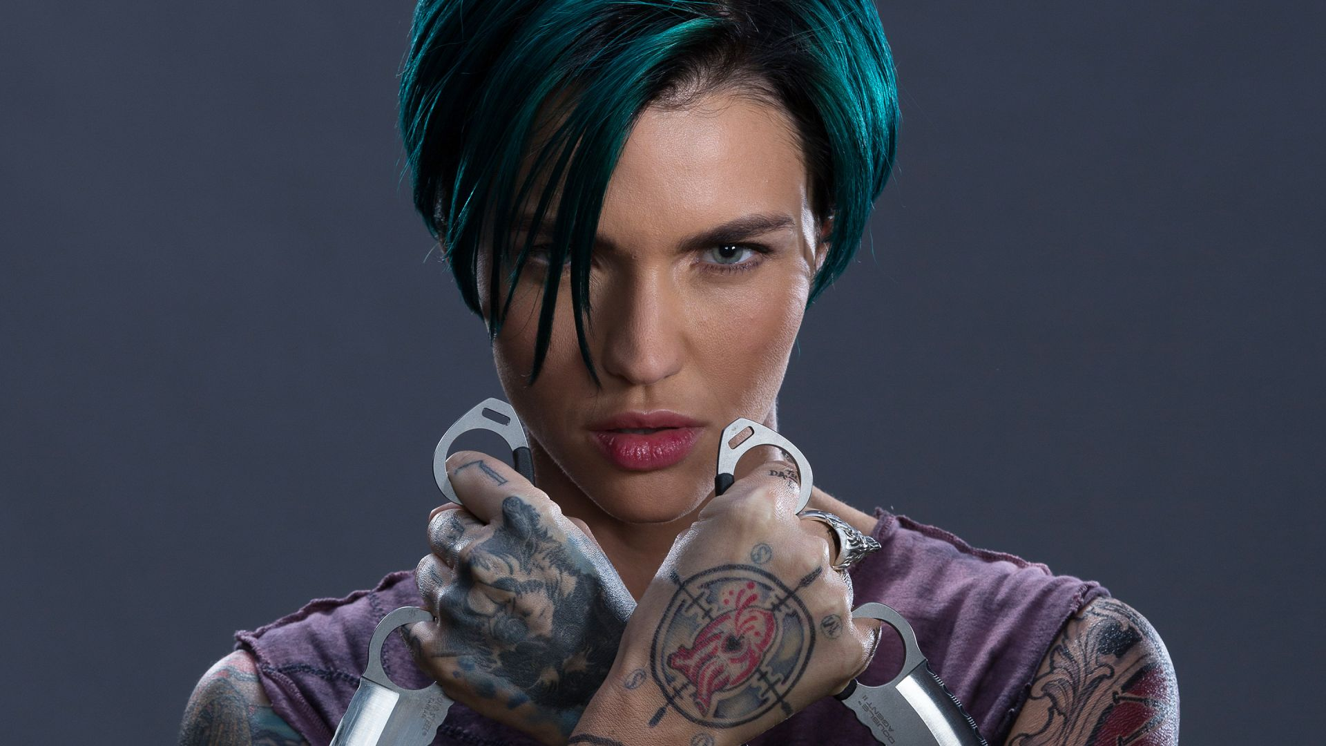 Wallpaper Ruby Rose from xxx return of xander cage movie
