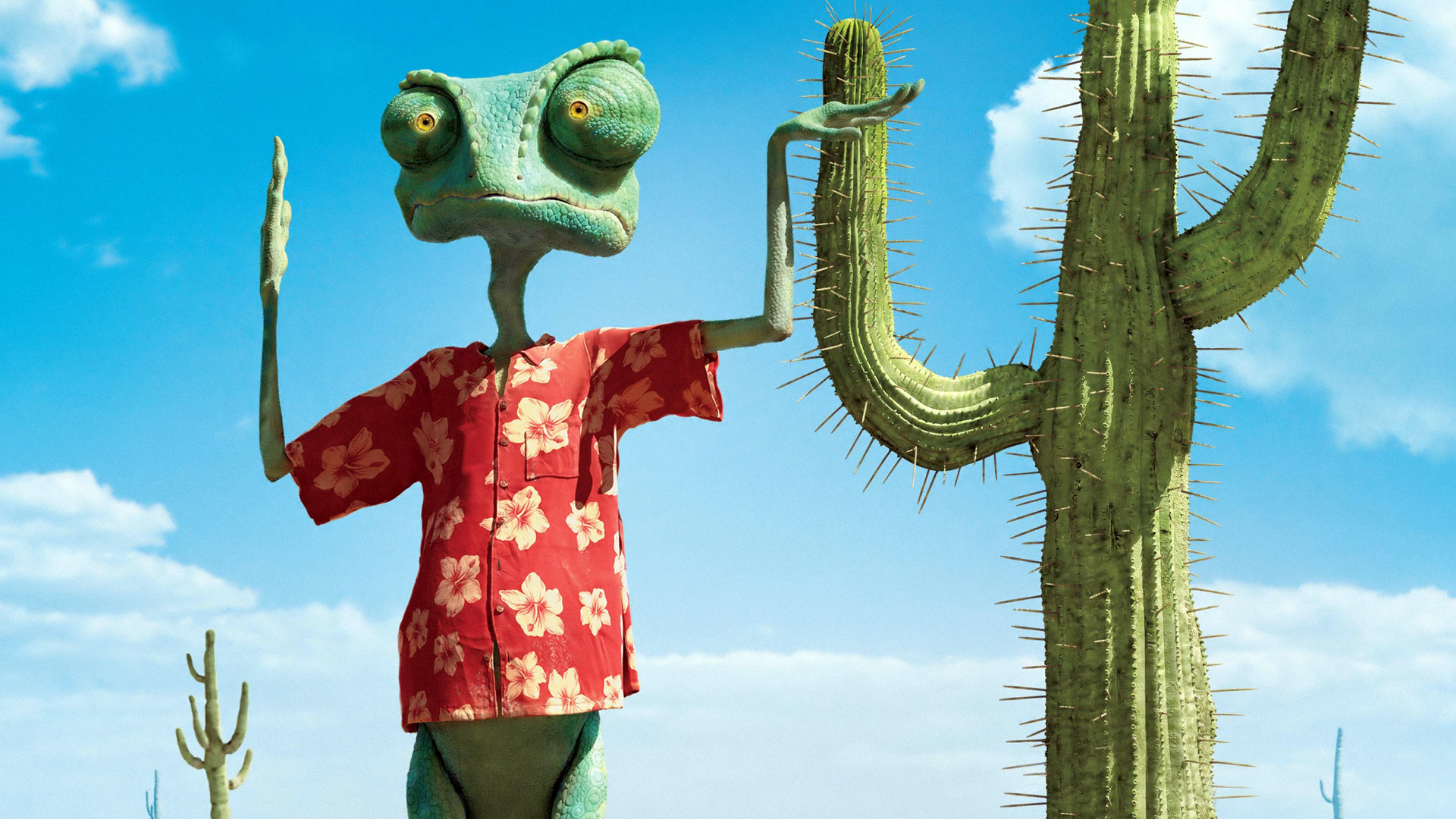 Cacti Rango Cactus Wwwpicsbudcom