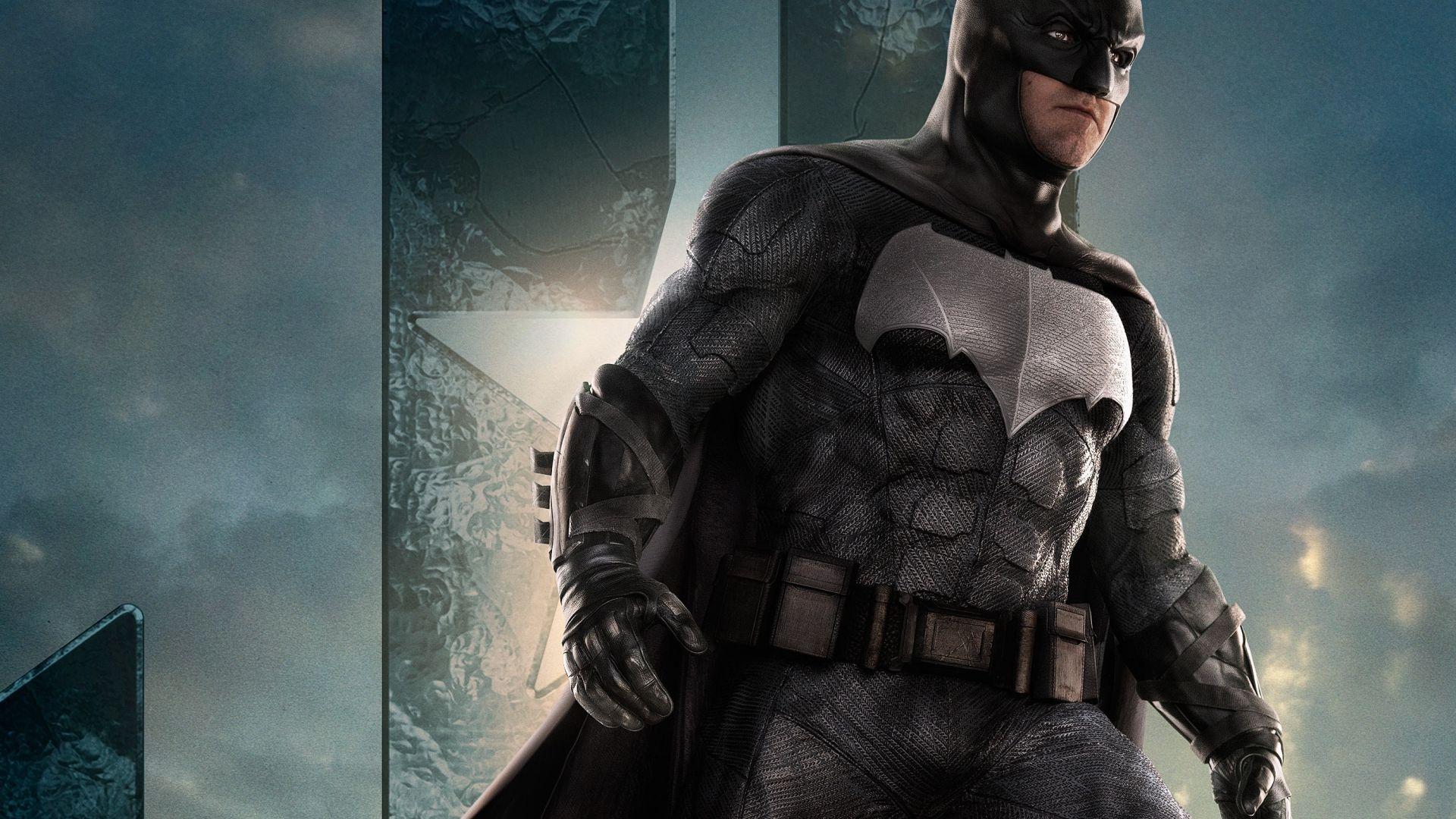Desktop wallpaper batman ben affleck justice league - Ben affleck batman wallpaper ...