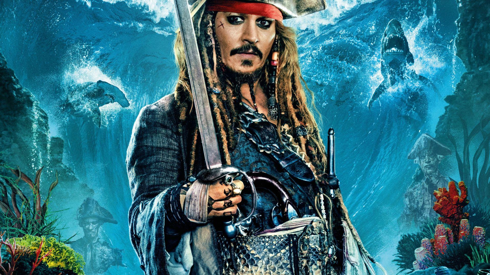 Dead Men Tell No Tales Wallpaper: Desktop Wallpaper Pirates Of The Caribbean: Dead Men Tell