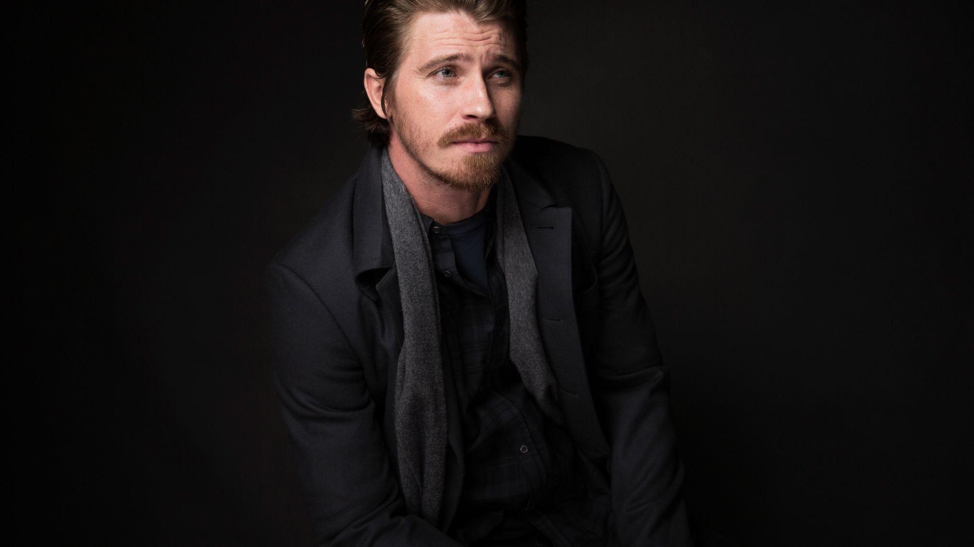 Wallpaper Garrett Hedlund, American actor