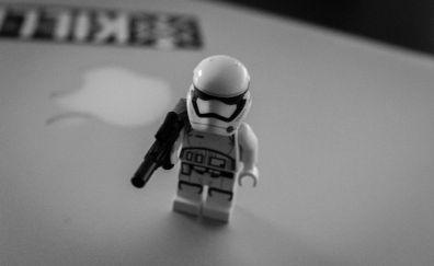 Stormtrooper Lego toy