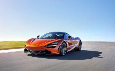 Mclaren 720s coupe, sports car, 2017 car, 4k