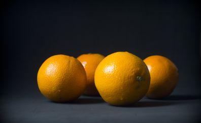 Citric fruits, Tangerine, Oranges