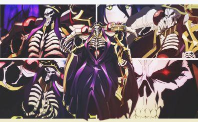 Cocytus, Overlord, anime