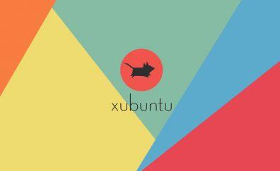 Xubutntu, linux, material design