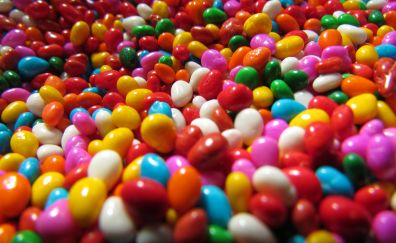 Candy, colorful, bright