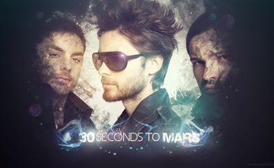 Thirty Seconds to Mars, Rock Band, musician, singer