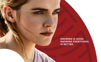 Emma Watson, The Circle, 2017 movie, 4k