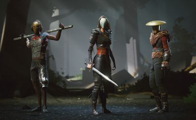 Absolver, Video game, fighters