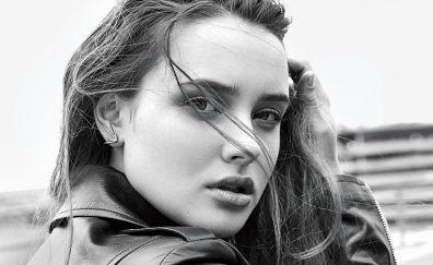 Monochrome, celebrity, katherine langford