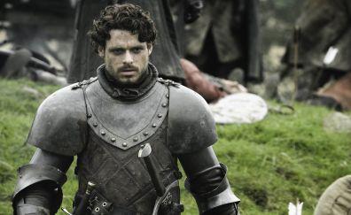 Game of thrones, Richard Madden, Robb Stark, actor