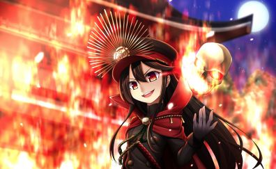 Anime girl, Demon Archer, Oda Nobunaga, Fate/Grand Order