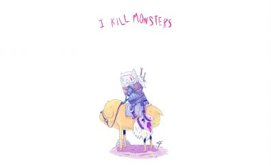 Funny, humor, Adventure Time, cartoon, Jack the dog, Finn the human