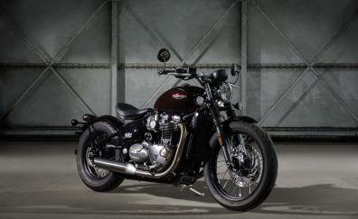 Triumph Bonneville, motorcycle