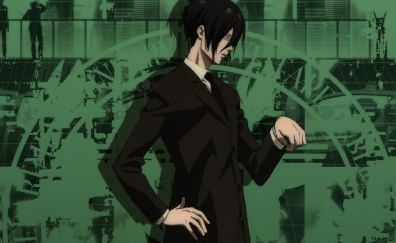 Nobuchika Ginoza, Psycho-Pass, anime, anime boy