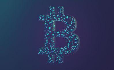Bitcoin, money, minimal