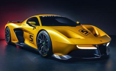 Pininfarina, Fittipaldi EF7 Vision Gran Turismo, 2017 car