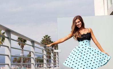 Beautiful, smile, Sadie Robertson, American beauty