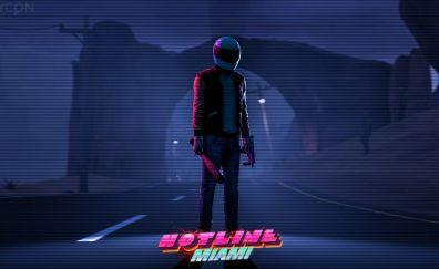 Hotline Miami, video game, game, 4k