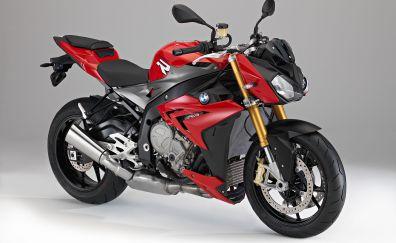 Sports bike, BMW S1000R, bike