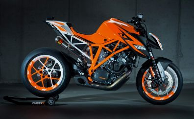 1290 Super Duke R bike