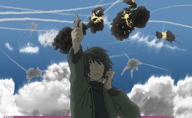 Akira Takizawa, Eden Of The East, anime boy