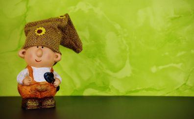 Decorations, dwarf toy