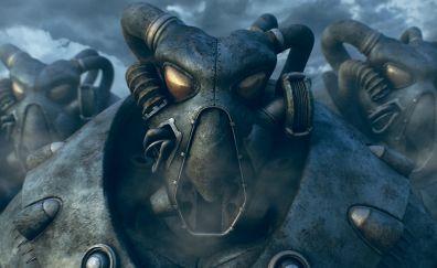 Fallout 2 fan art cold encounters