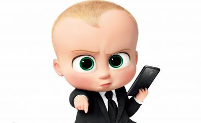 The boss baby animated movie