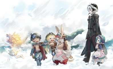 Made in abyss, anime