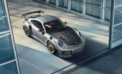 2018 Porsche 911 GT2 RS, car, 4k