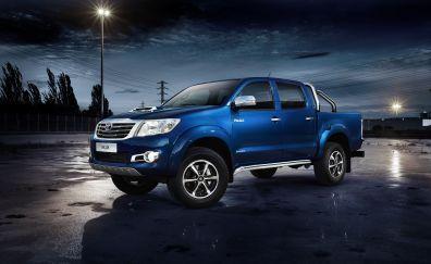 Toyota hilux, truck, 5k