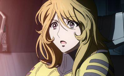 Curious, Yuki Mori, Space Battleship Yamato, anime girl