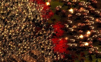 Battle, video game, They are billions