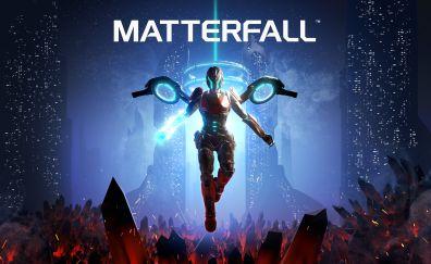 Matterfall, 2017 game, video game, modern soldier, 5k