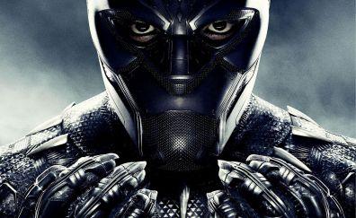 Black panther, superhero, movie, 2018, poster