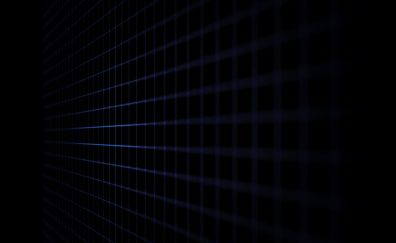 Lines, squares, abstract, dark