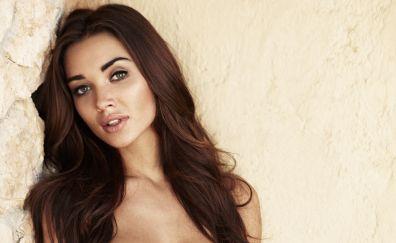 Amy jackson, model, actress, 4k
