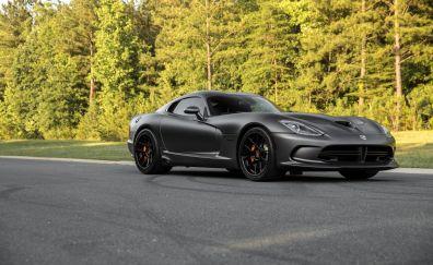 2017 Dodge Viper GTS, sports car
