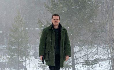 Michael Fassbender, The Snowman, 2017 movie, actor