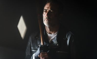 Jeffrey Dean Morgan, The walking dead, tv series, 2017