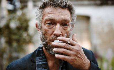 Vincent Cassel in Partisan, 2015 movie