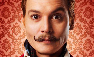 Mortdecai 2015 film, movie, Johnny Depp