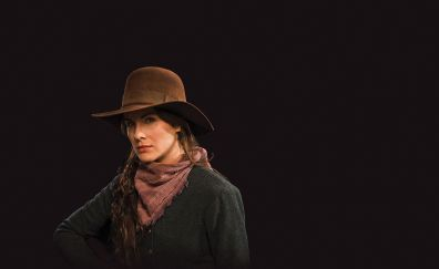 Cowgirl, Michelle Dockery, godless, tv series