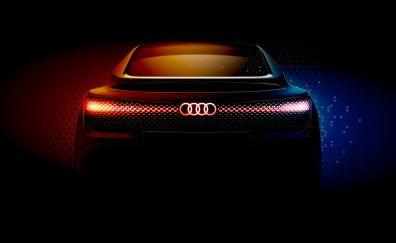Audi Aicon, autonomous, self driving car, Frankfurt motor