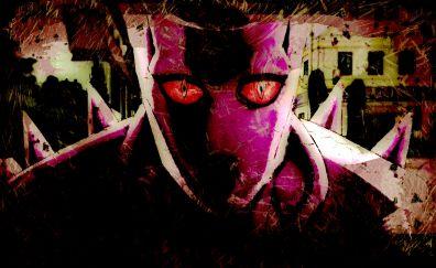 Killer Queen, JoJo's Bizarre, anime, dark
