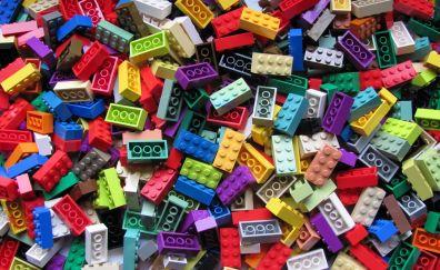 Lego, toys, colorful