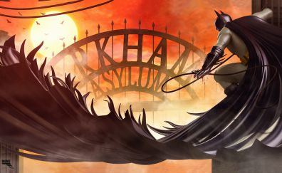 Batman: Arkham Asylum, video game